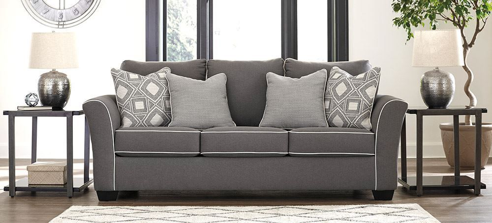 Picture of Domani Charcoal Sofa