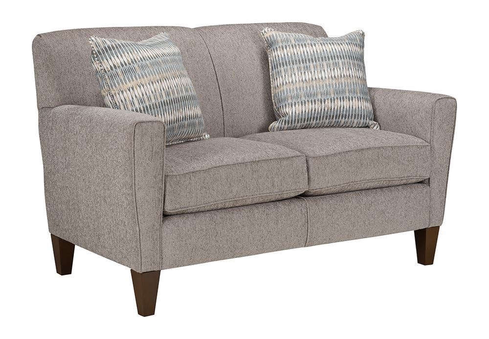 Picture of Griffin Pewter Loveseat