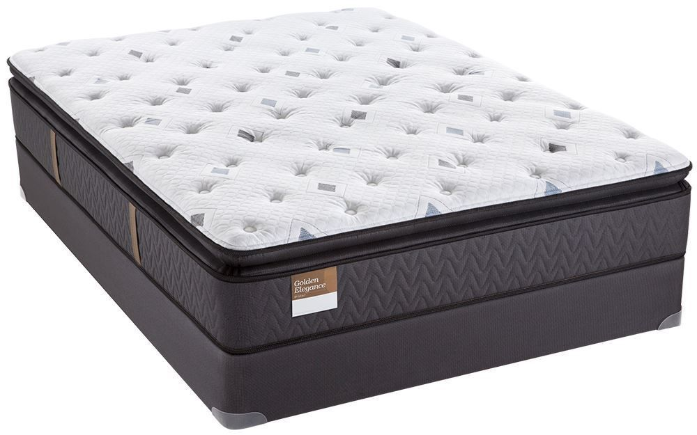 Picture of Sealy Etherial Gold Plush Queen Mattress