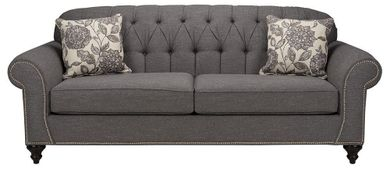 Hannigan Pewter Amepor Sofa