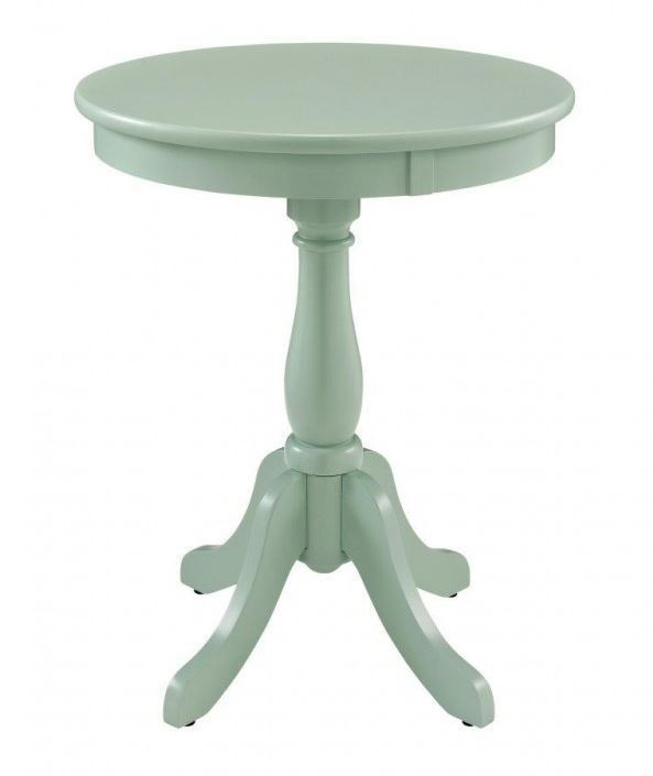 Picture of Palmetto Aqua Accent Table