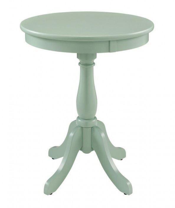 Picture of Palmetto Aqua Accent Table