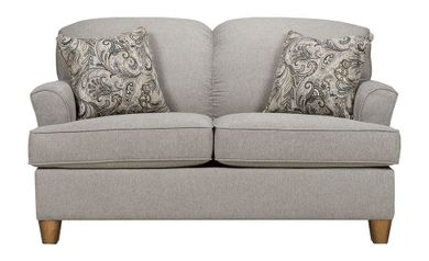 Atlantis Pebble Loveseat