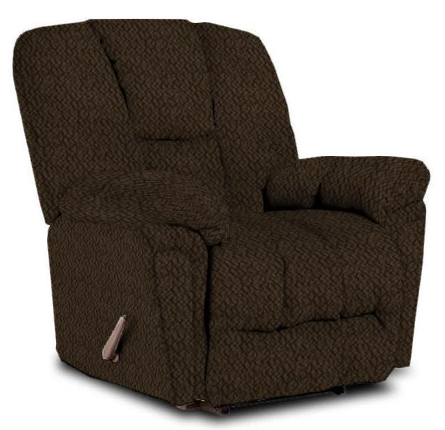Picture of Maurer Chocolate Power Lift Recliner