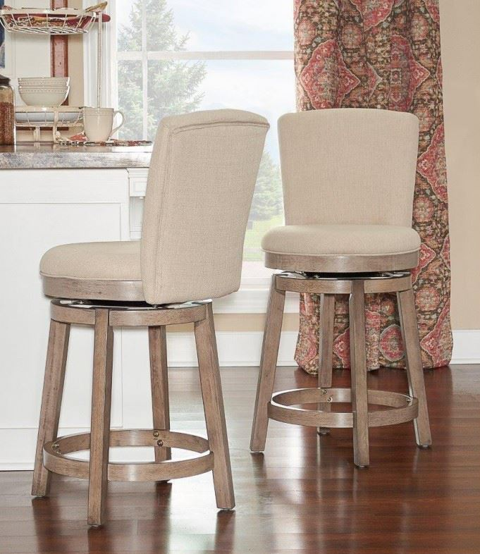 Picture of Davis Counter Swivel Stool