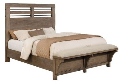 Round Rock King Bed Set