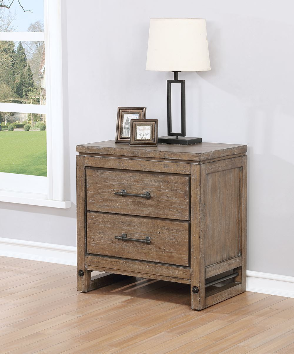 Picture of Round Rock Nightstand