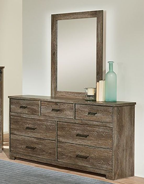 Picture of Concord Dresser and Mirror Set