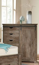 Concord Barn Door Chest