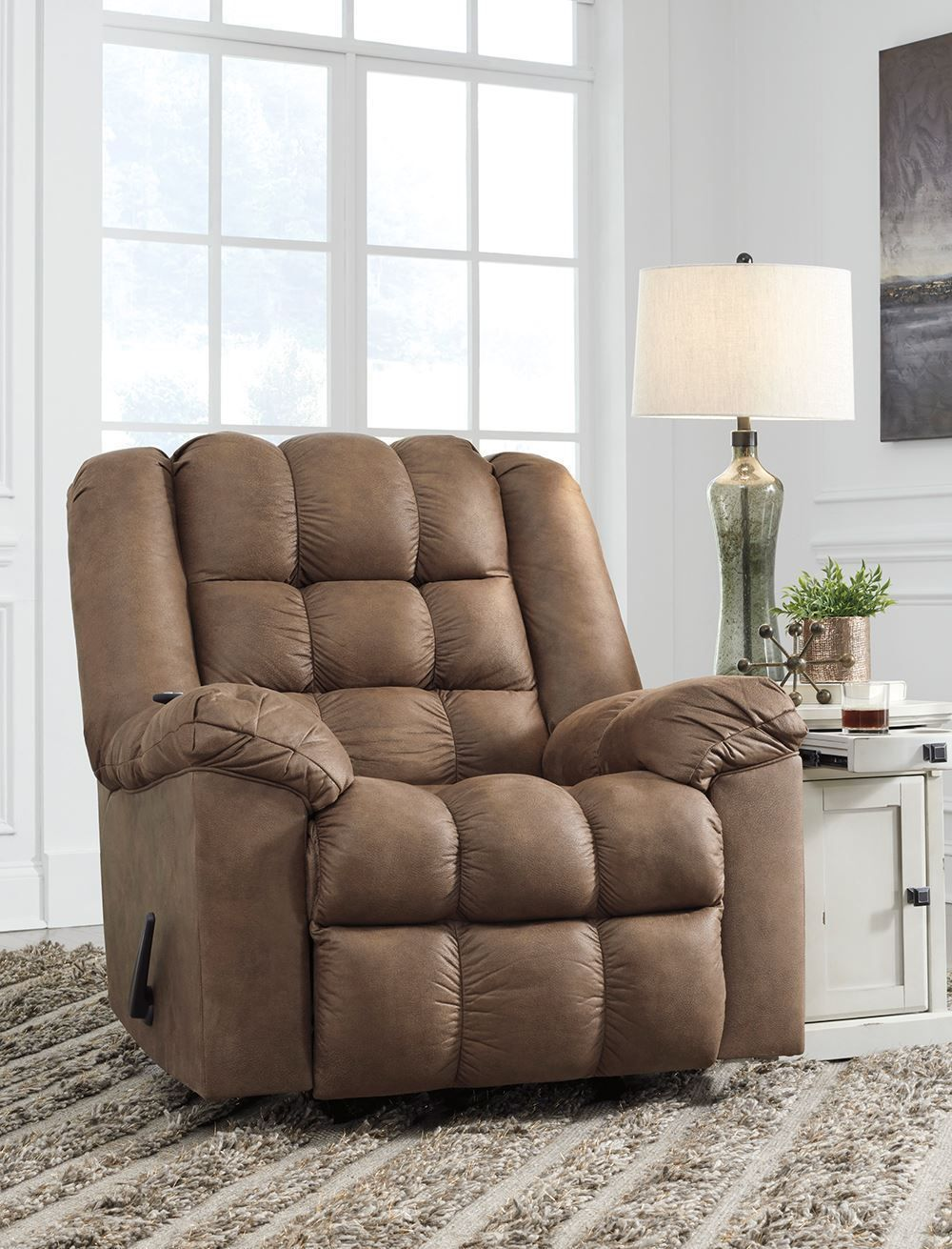 Picture of Adrano Bark Rocker Recliner