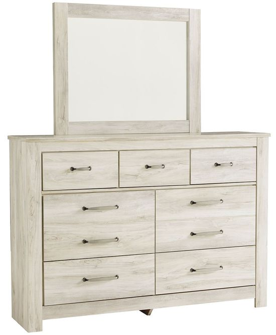 Picture of Bellaby Dresser and Mirror