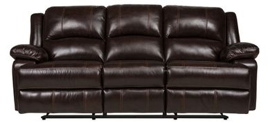Ace Fudge Reclining Sofa