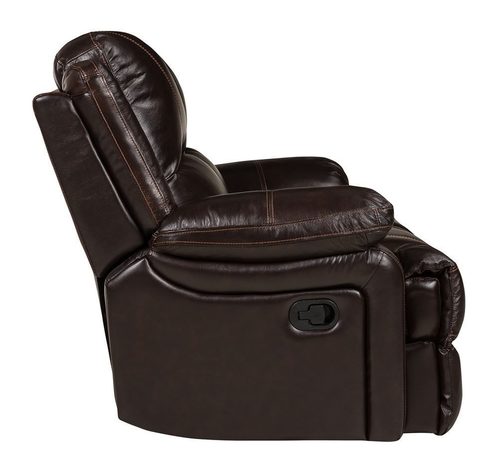 Picture of Ace Fudge Reclining Loveseat