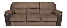 Ben Java Dual Reclining Sofa