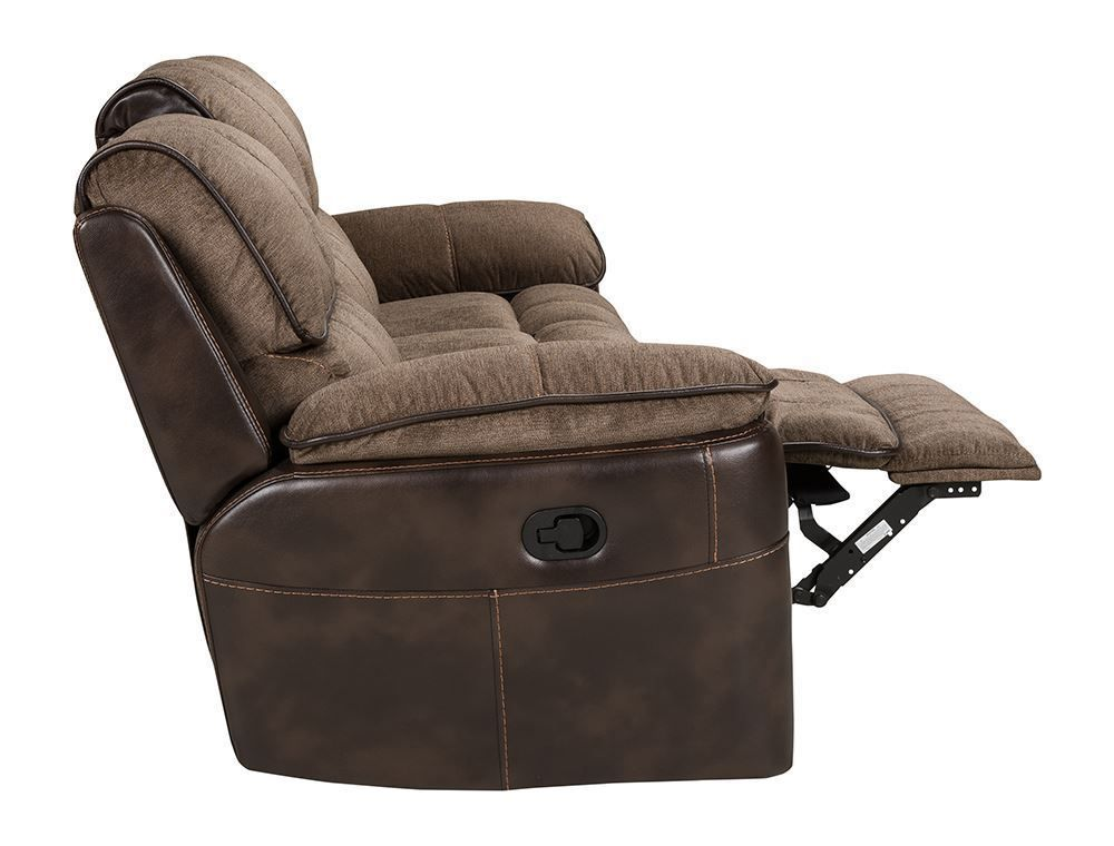 Picture of Ben Java Dual Reclining Sofa