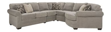 Domain Dove Five Piece Sectional
