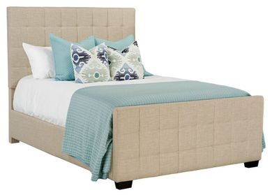 Altura Sand King Upholstered Bed Set