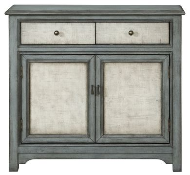 Gracie Two Door Two Drawer Cabinet