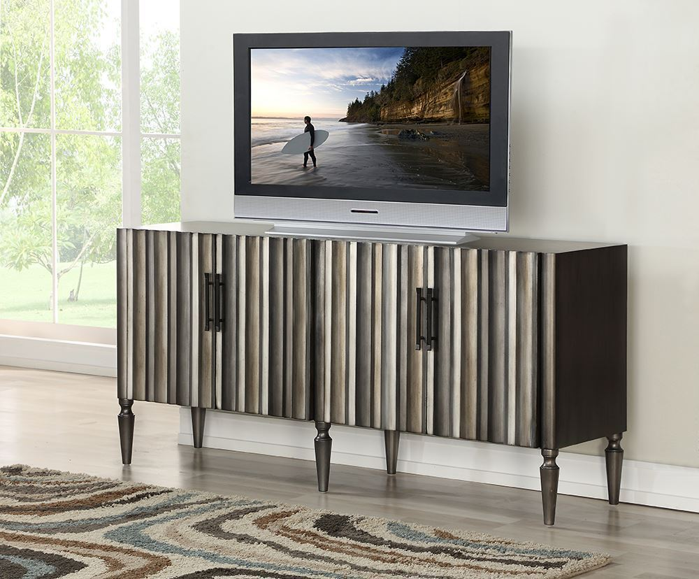 Picture of Holiday Four Door Media Credenza