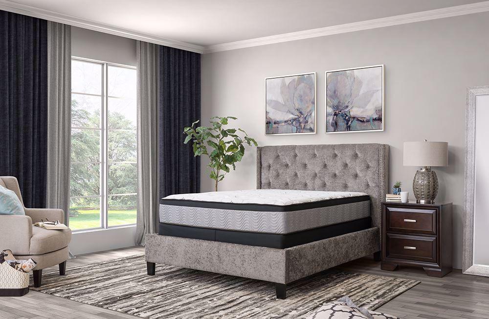 Picture of Treasure Gray Queen Bed Set