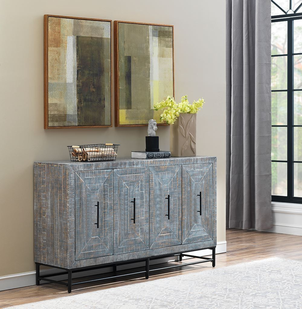 Picture of Bangle Four Door Media Credenza