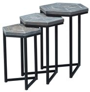 Bangle Three Nesting Tables
