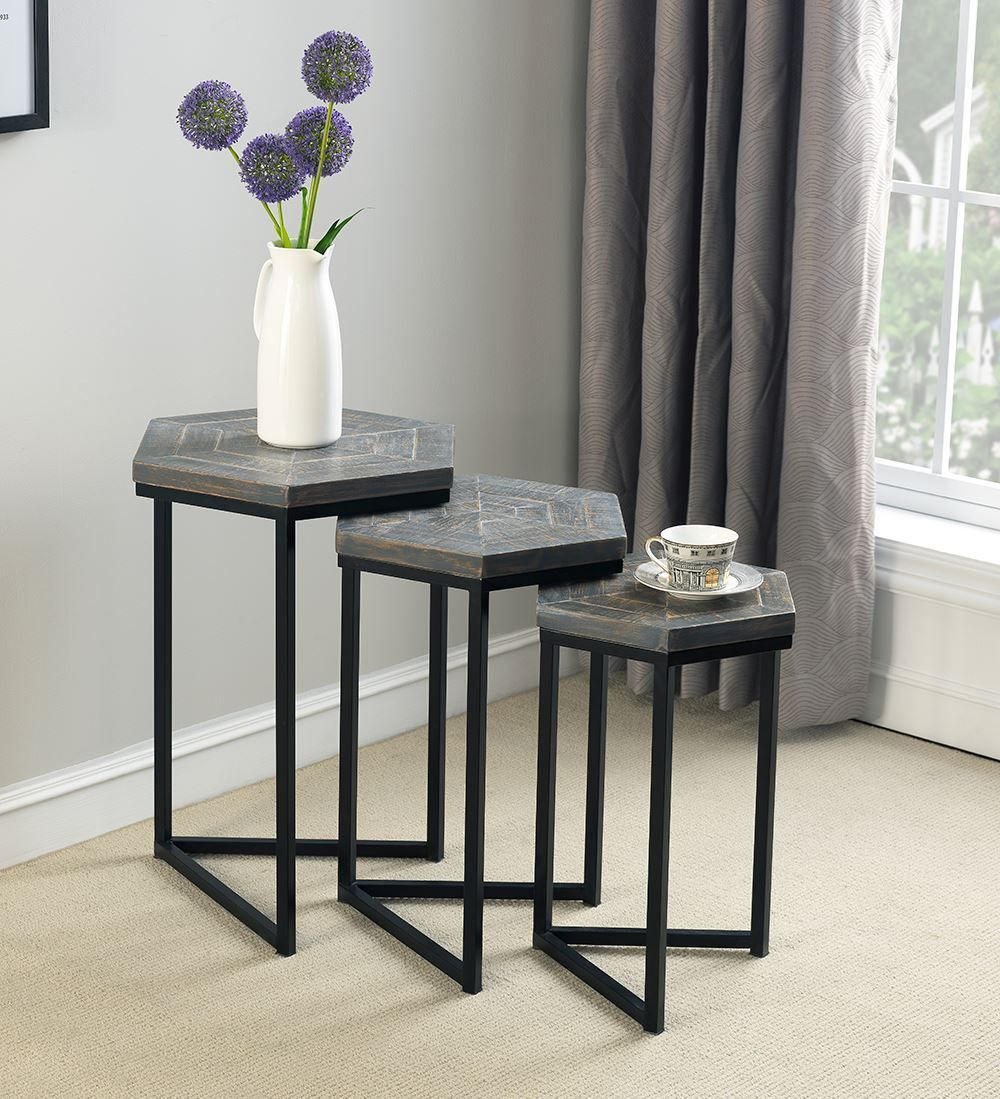 Picture of Bangle Three Nesting Tables