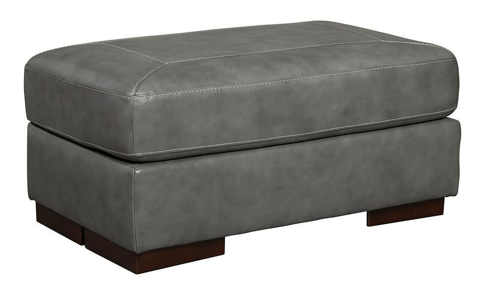 Picture of Islebrook Iron Ottoman