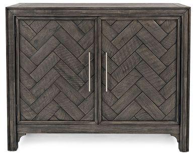 Gramercy Platinum Two Door Cabinet
