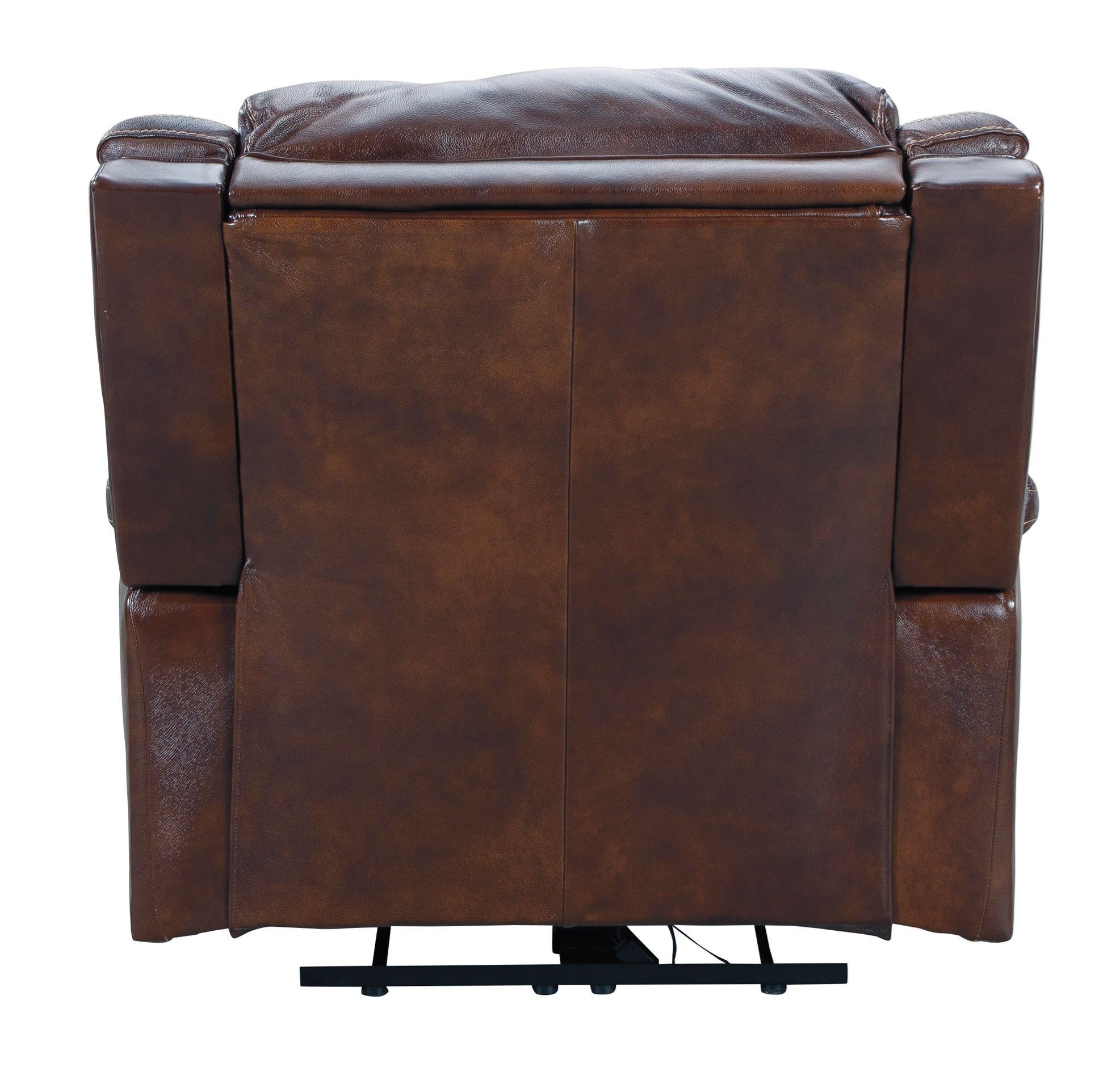 Picture of Catanzaro Mahogany Power Recliner