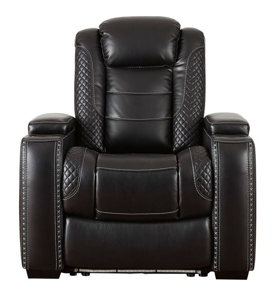 Picture of Party Time Midnight Power Recliner