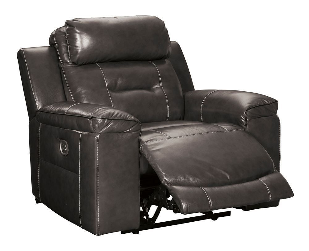 Picture of Pomellato Charcoal Power Rocker Recliner