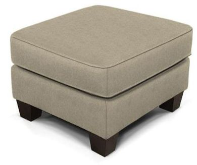 Brentwood Straw Ottoman