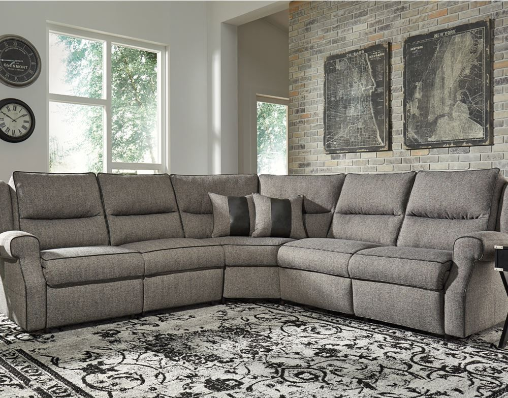 Picture of Hawkins Five Piece Sectional