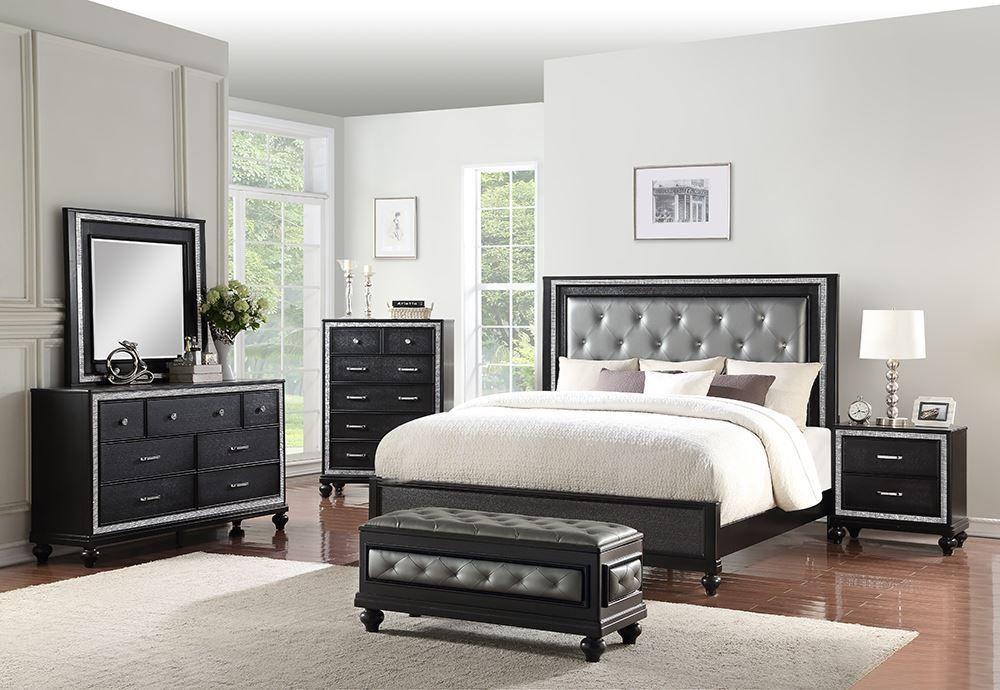 Picture of Kanti Black King Bedroom Set