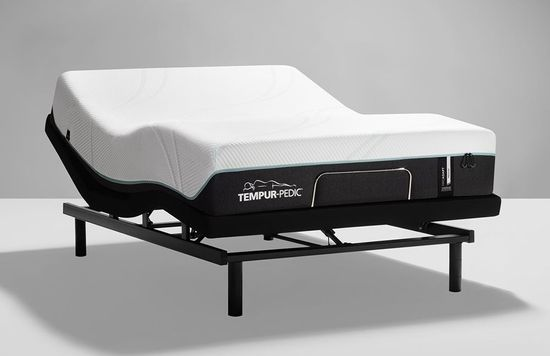 Picture of Tempur Pedic Pro Adapt Medium Ergo Extend Adjustable Massage Base King Mattress Set