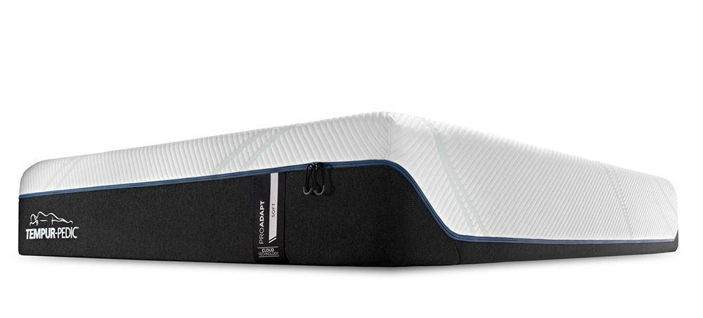 Picture of Tempur Pedic Pro Adapt Soft Ergo Extend Adjustable Massage Base King Mattress Set
