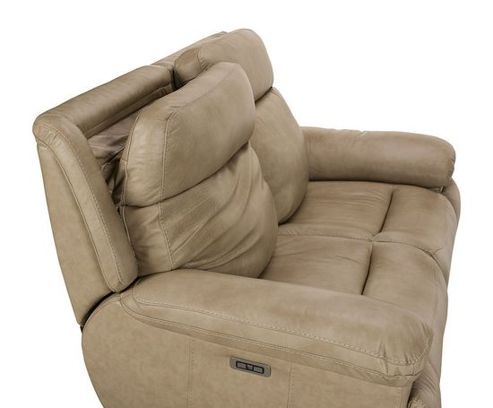 Picture of Luxe Linen Power Reclining Loveseat