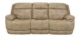 Luxe Linen Power Reclining Sofa