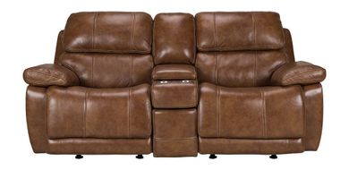 Stampede Tumbleweed Power Reclining Loveseat