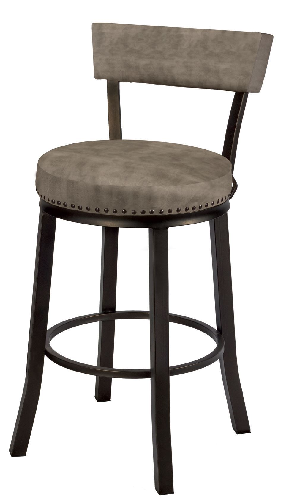 Chase 24 Inch Swivel Counter Stool The Furniture Mart
