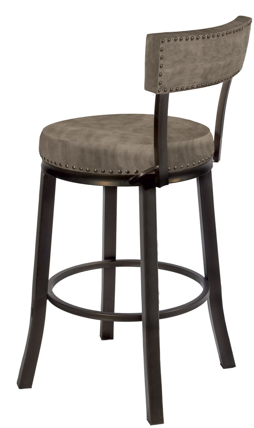 Picture of Chase 24 Inch Swivel Counter Stool