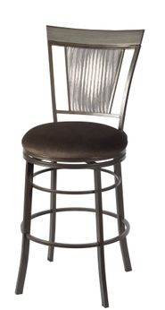 Malorie 24 Inch Swivel Counter Stool