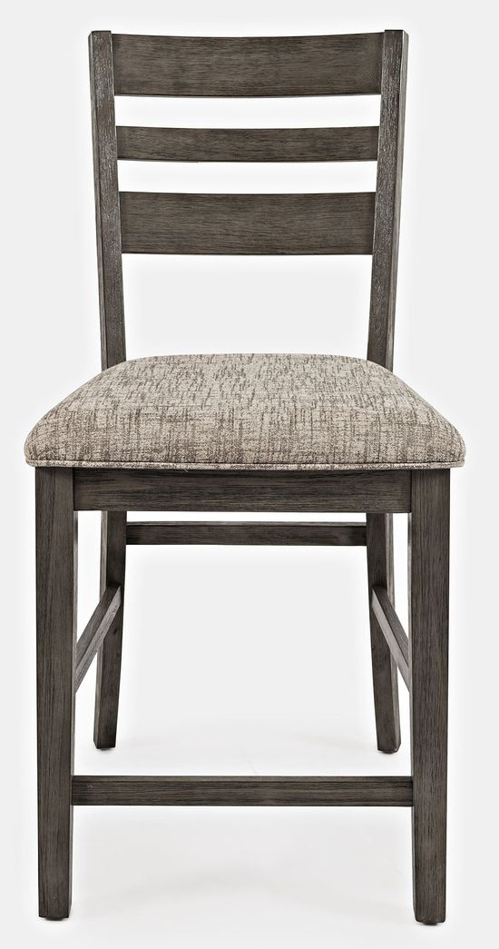 Picture of Altamonte Grey Ladderback Stool