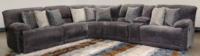 Burbank Six Piece Sectional