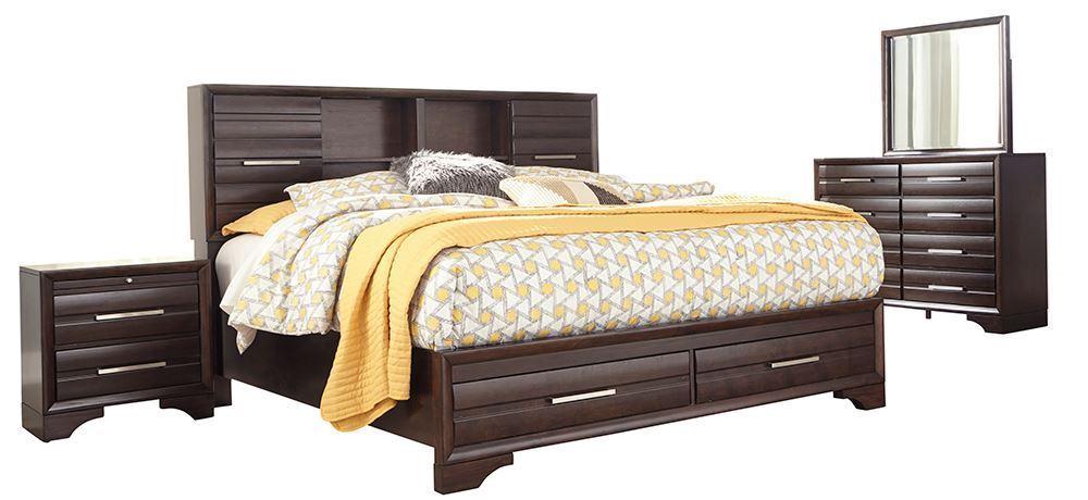 Andriel King Storage Bedroom Set | Unclaimed Freight Furniture