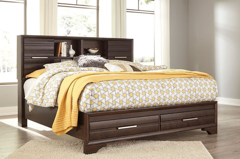 Picture of Andriel Queen Storage Bed Set