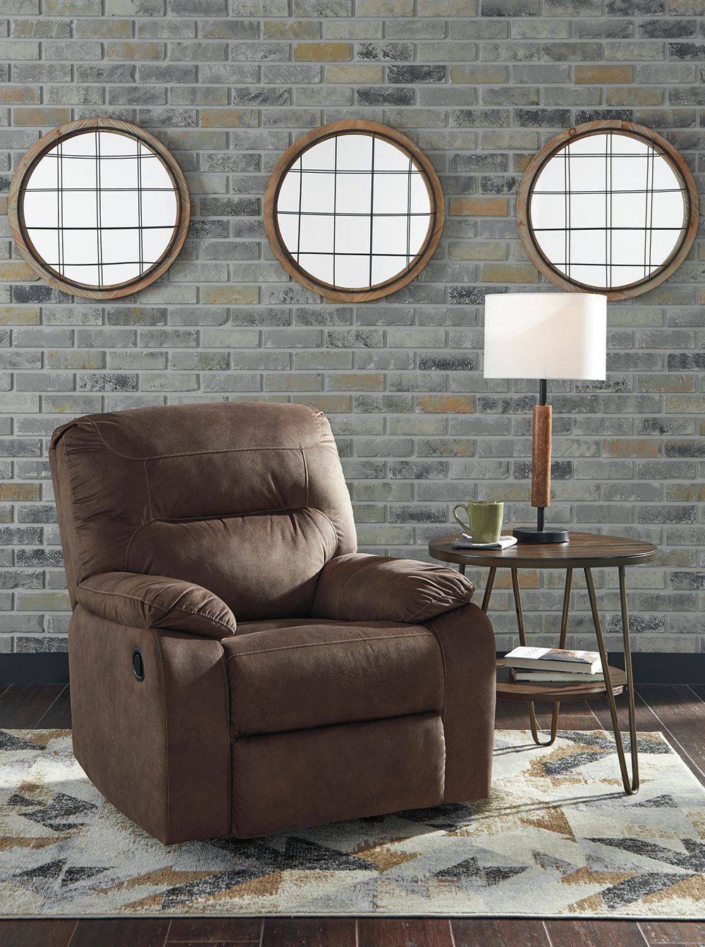 Picture of Bolzano Coffee Rocker Recliner