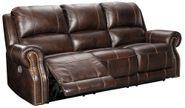 Buncrana Chocolate Power Reclining Sofa