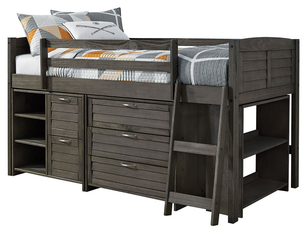 Picture of Caitbrook Twin Loft Bed Set